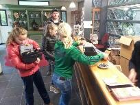 Leerlingen doen mee met Technics4U in Museum Joure
