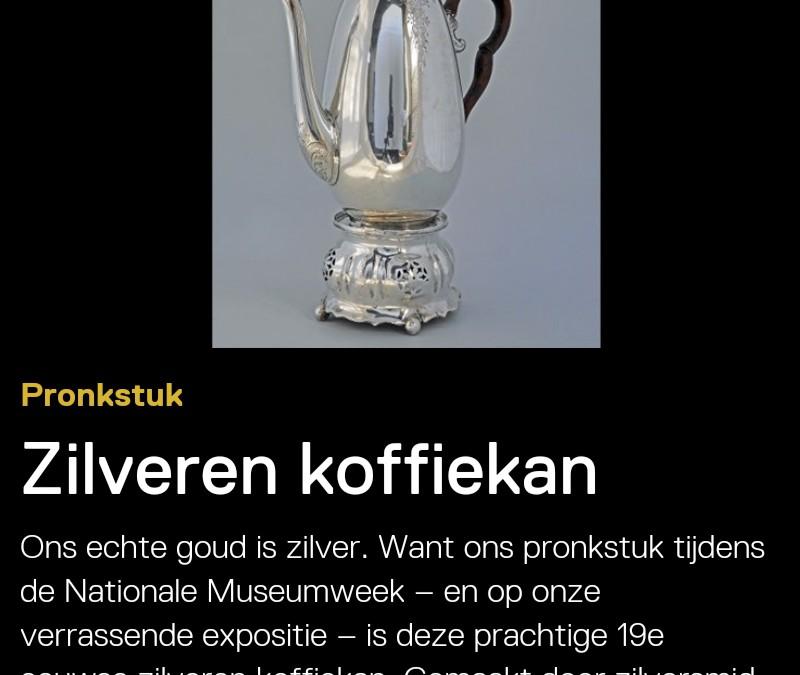 Museum Joure 'gouden tip' van de Nationale Museumweek.