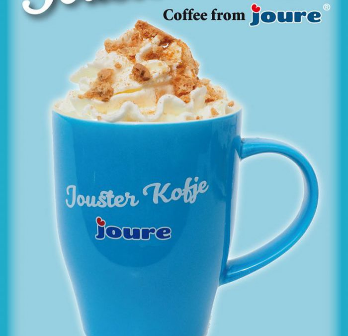 Jouster kofje, coffee from Joure