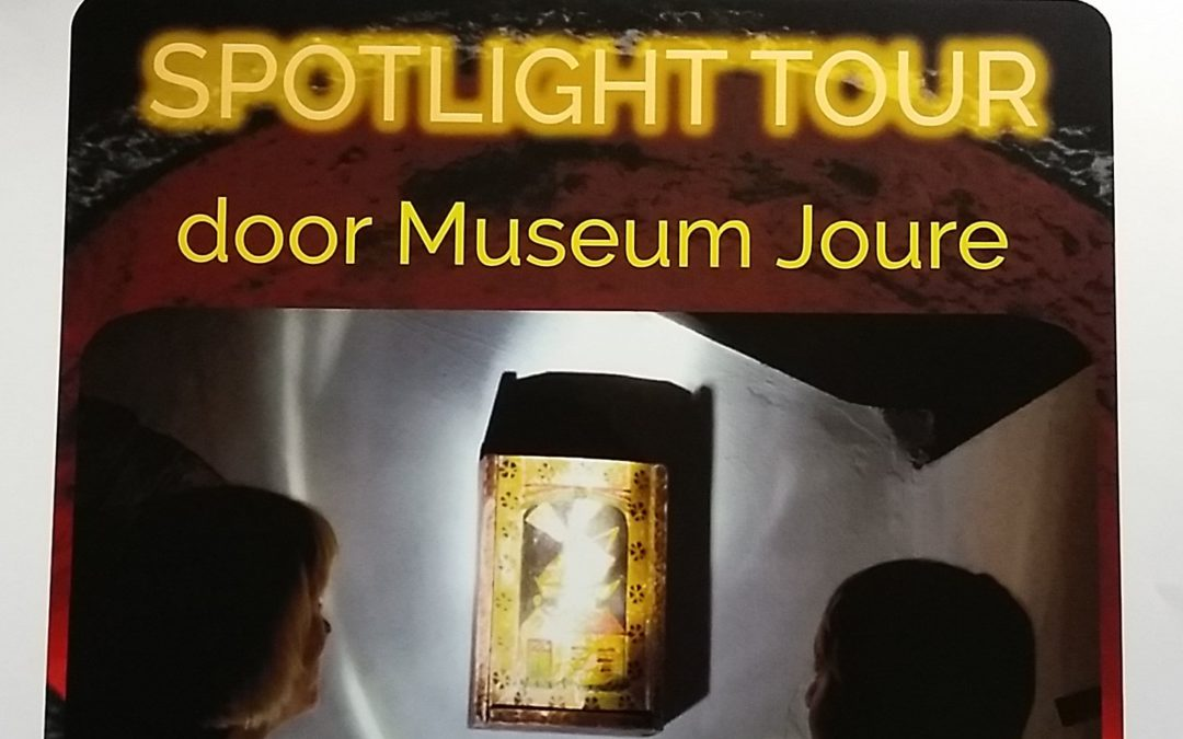 Spannende 'spotlight tour' door Museum Joure