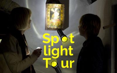 Spannende 'Spotlight Tour' in de kerstvakantie