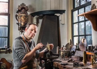 Museum JoureAmbachten KlokkenmakerMaart 2018©Maartje Roos