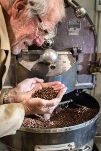 Koffiebrander Douwe Egberts