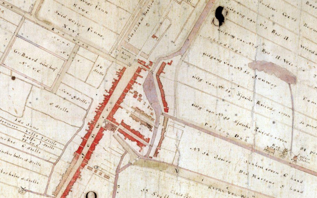 Jacob van der Vaart vertelt over kaartencollectie Vegelin van Claerbergen