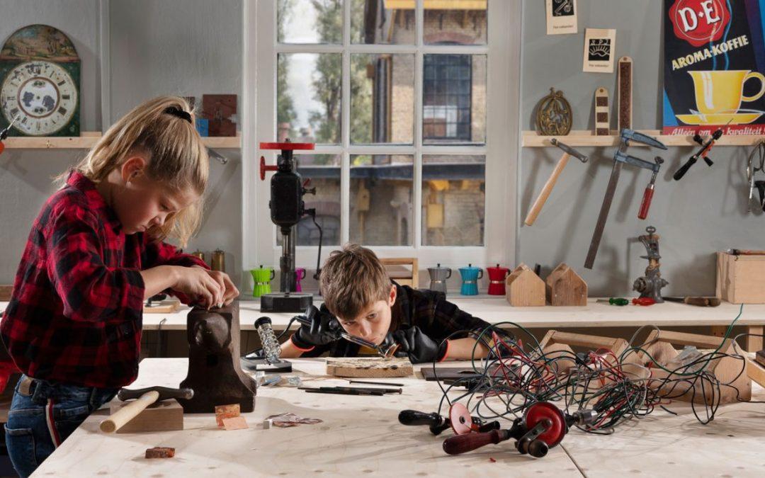 'Help pake en beppe de vakantie door' in de Maakfabriek [Kinderen gratis – Schrijf je in]