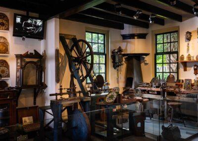Friese klokkenmakerij museum joure