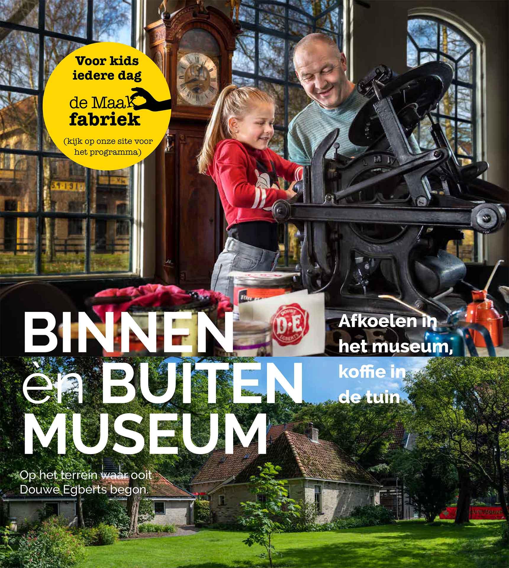binnen- en buitenmuseum Friesland